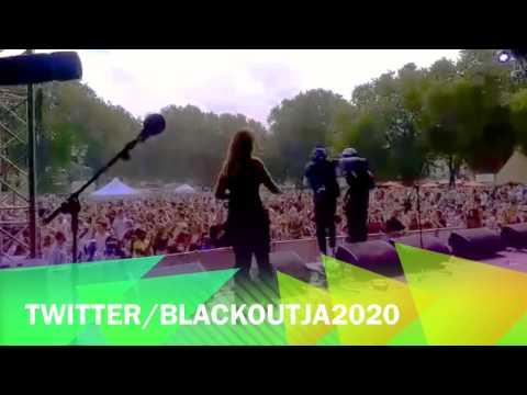 Harbourside Festival Sophia May D-Jukes AloneStar & Blackout JA