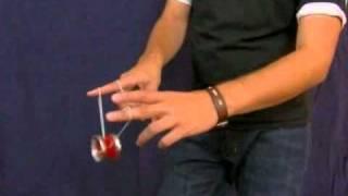 """Как делать йо-йо трюк """"Перемотка"""" (Rewind)"""