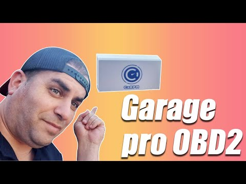 ▶️CaRPM Bluetooth OBD Scan Tool Android App- Engine, ABS, Airbag, EPS, BCM