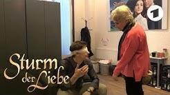 Paul erblindet - Interview mit Sandro Kirtzel | Sturm der Liebe