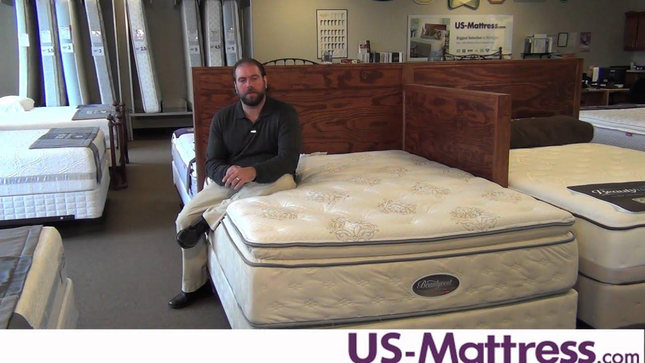 simmons beautyrest world class corita plush firm super pillowtop mattress - Simmons Beautyrest World Class