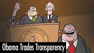 Obama Trades Transparency
