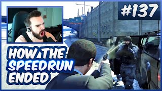 What *Exclamation Point* - How The Speedrun Ended (GTA V) - #279