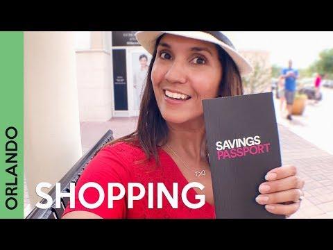 SHOPPING in Orlando, Florida: outlets, Walmart & Amazon | Vlog 2018