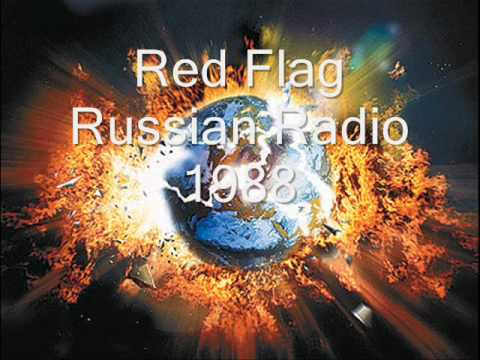 Red Flag - Russian Radio 1988