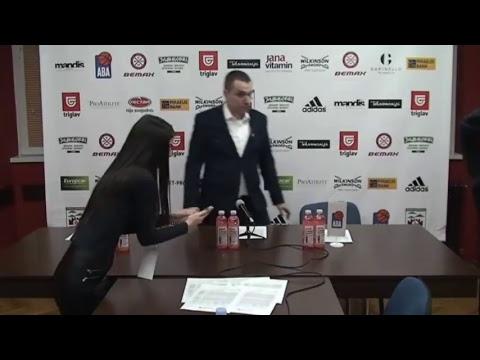 LIVE Press | KK Mega Bemax - KK MZT Skopje (30.01.2018.)