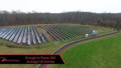 Patriot Solar Group - 1.2MW New Egypt High School - Plumsted, NJ