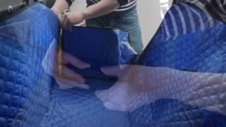 Автогамак для перевозки собак в машинеПромо Марка50