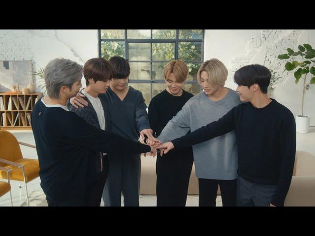 BTS (방탄소년단) LOVE MYSELF Campaign Special Announcement