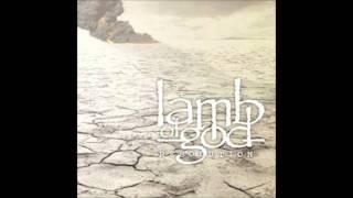 Lamb of God - The Undertow ( Lyrics + HD)