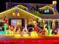Top 3 Christmas Light Displays Across America