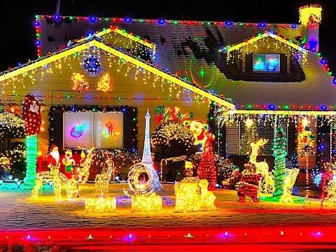 Top 3 Christmas Light Displays Across America - Top 3 Christmas Light Displays Across America - YouTube