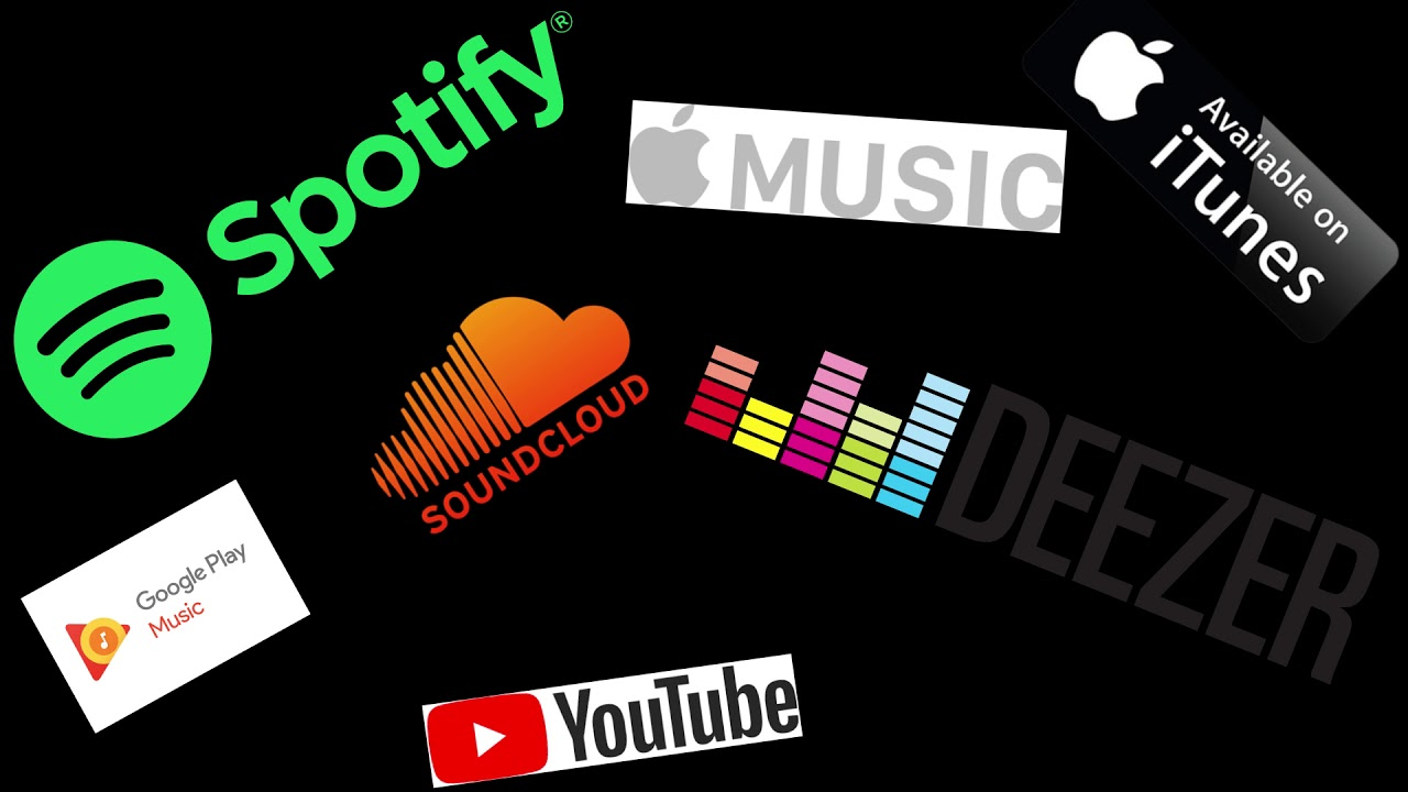 My Music is now on Spotify, iTunes, Deezer, Apple Music and much more!!!