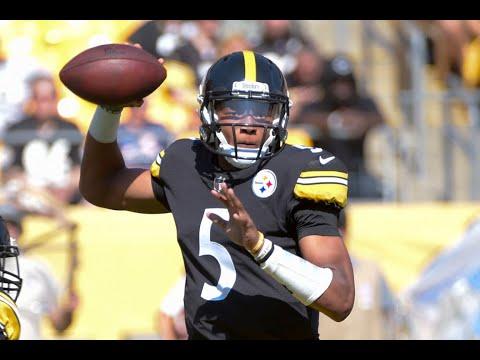 Steelers rookie QB Joshua Dobbs
