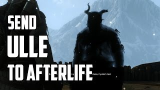 Send Ulle to Afterlife (Quest: Master of the Arena) - Witcher 3: Wild Hunt