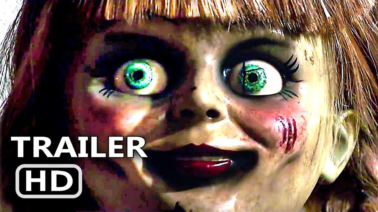 Annabelle 3 Trailer Brasileiro Legendado 2019 De Volta Para Casa Youtube