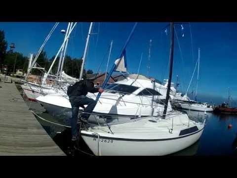 "Drunk Finnish ""sailor"" in Estonian waters"