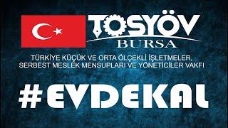 Gambar cover Tosyöv Bursa #EVDEKAL