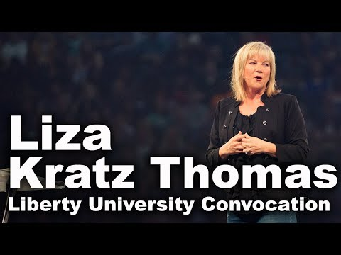 Lisa Kratz Thomas - Liberty University Convocation