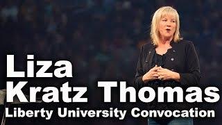 Lisa Kratz Thomas - Liberty University Convocation