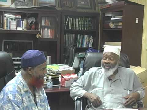 INTERVIEW WITH IMAM SIRAJ ON GOBAL ISSUES AFFECTING THE UMMAH