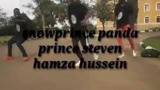 Ryca dance crew presents #gwara dance