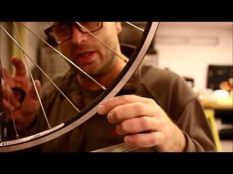Wheelbuilding: How to Tension a Wheel