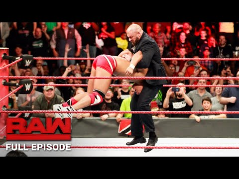 WWE Raw Full Episode - 13 November 2017