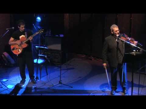 Blaine L. Reininger ( Tuxedomoon ) & Τηλέμαχος Μούσας Live at MYLOS CLUB kazan db p.2