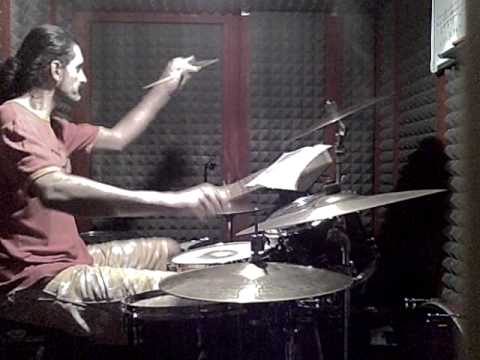 Temperamental Mr.Big drum cover