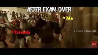 Exam Over Whatsapp Status free mp4 video download   Jattmate com