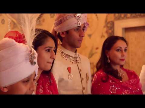 Cuisine royale à Jaipur