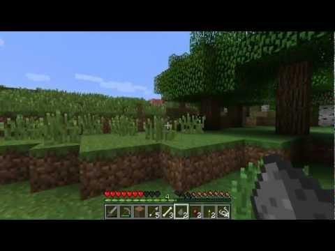 Обучение игры в minecraft 2 часть