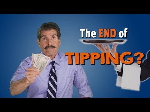 The End Of Tipping?