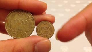 Büyük ve Küçük 1000 Lira (1993,1996)