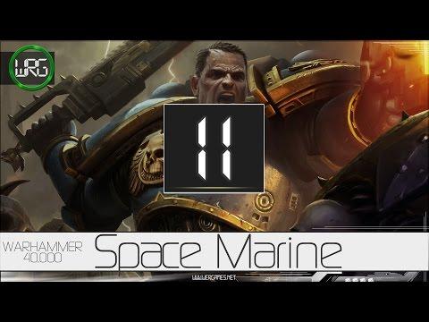 Space Marine (Español) - Portal del Caos sellado  | WRG