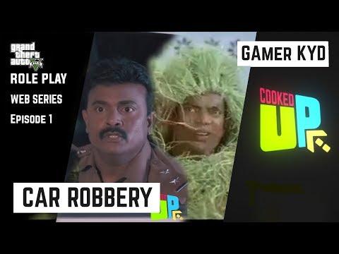 ഒരു കാർ മോഷണം   @GamerKyd    Gaming Doctor   CookedUp   Web Series   Episode 1