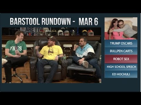 Barstool Rundown - March 6, 2018