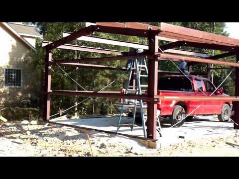 Carnegie Steel Buildings - Easy Construction