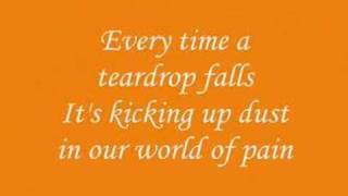 landslide of love lyrics(newsboys)