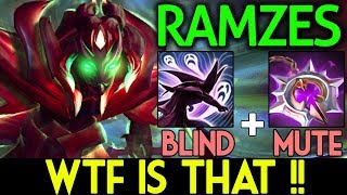 WTF IS THAT! BLIND + MUTE = GG | Carry Spectre by RAMZES Dota 2 7.07