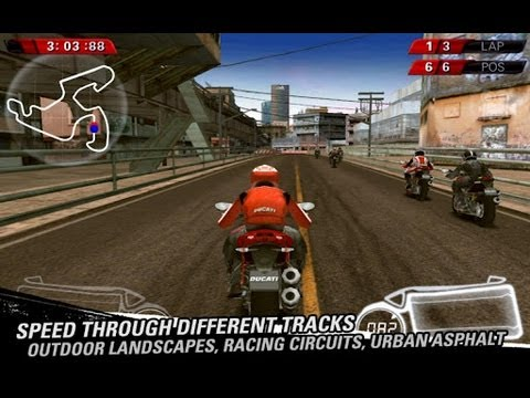 Android Best 3d Motorbike Game Ducati Challenge Youtube