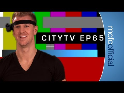 FUNNY! Joe Hart POV goalkeeper training session | INSIDE CITY 65