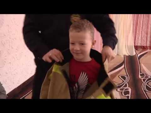 В детском саду «Аленушка» провели познавательное мероприятие по пожарной безопасности.