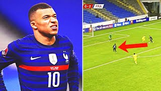 МБАППЕ ЗАЗНАЛСЯ ЧТО ЗА ЖЕСТЬ устроил Килиан в матче с Казахстаном Казахстан 0 2 Франция