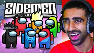 🔴 MORE AMONG US w/ SIDEMEN & FRIENDS