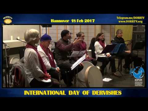 INTERNATIONAL DAY OF DERVISHES - 18th of February 2017 Hannover