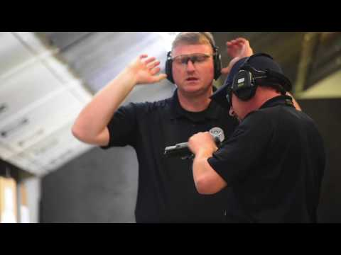 Coast Guard Pistol Qualification Course