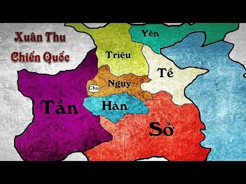 Tóm Tắt Nhanh Xuân Thu - Chiến Quốc / Spring Autumn and Warring States period