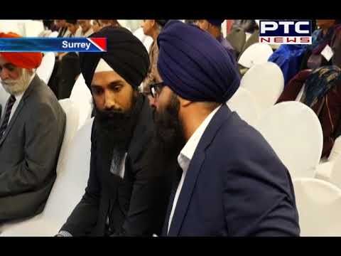 General Meeting of World Sikh Organization of Canada in Vancouver